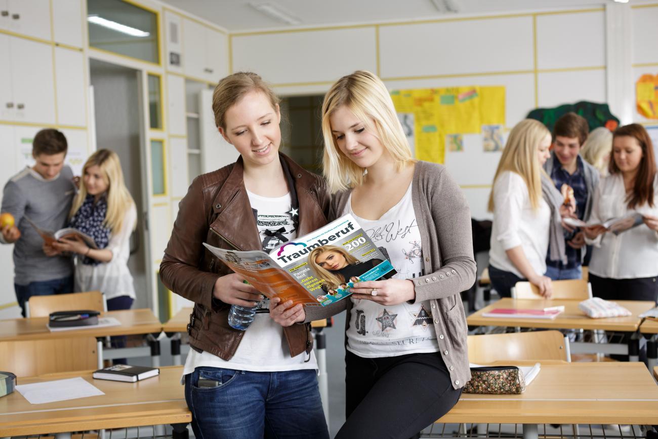 Traumberuf Magazin – Der Ratgeber für Studium & Ausbildung