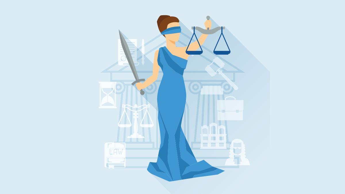 Berufe in den Justizbehörden